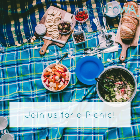 You're Invited to a Picnic!