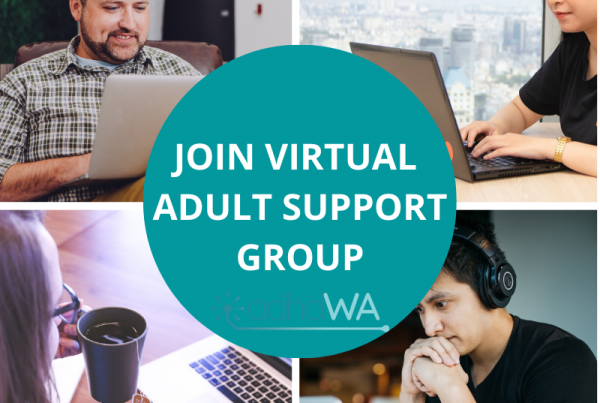 ADHD WA Adult Support Group