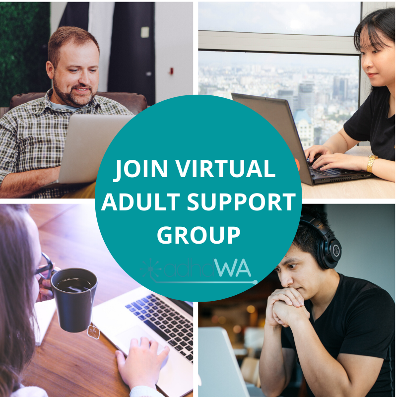 Virtual Adult Support Group
