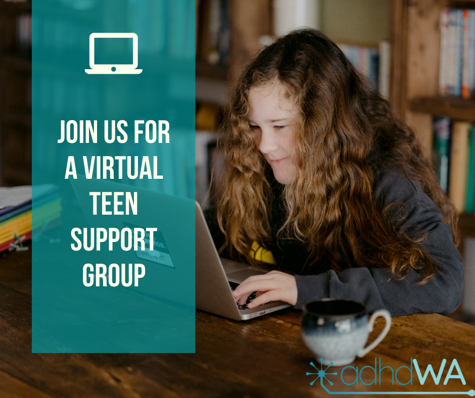 Virtual Teen Support Group