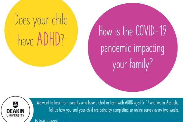 The COVID-19 ADHD study