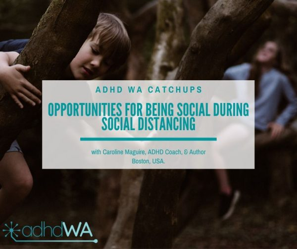 Opportunities for Being Social During Social Distancing