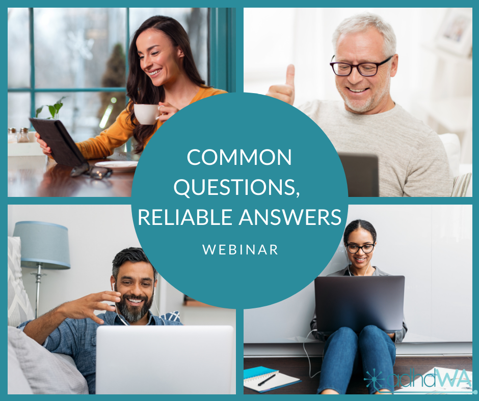 WEBINAR – Common Questions, Reliable Answers